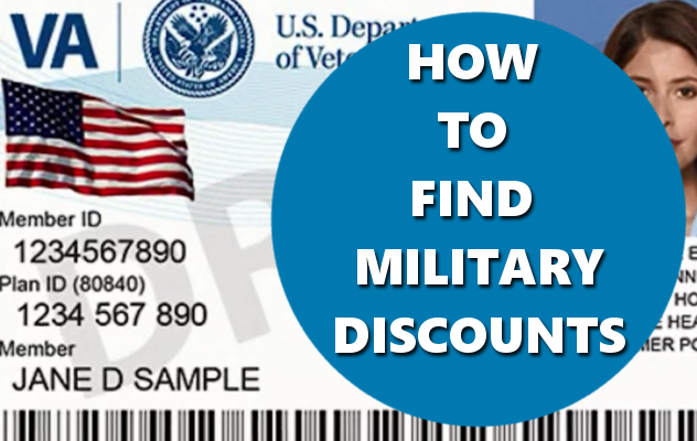 HOW TO FIND MILITARY DISCOUNTS BASICHOWTOS.COM