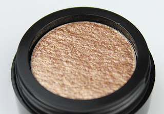 Australis Metallix Metallic Eye Shadows Gold Gaga review swatch swatches