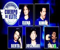 Telenovela Cuerpo de elite