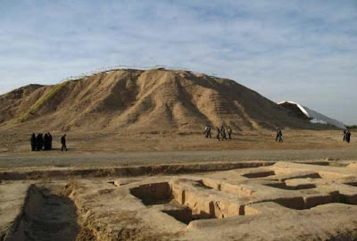 Jiroft, cradle of human civilization in Iran?