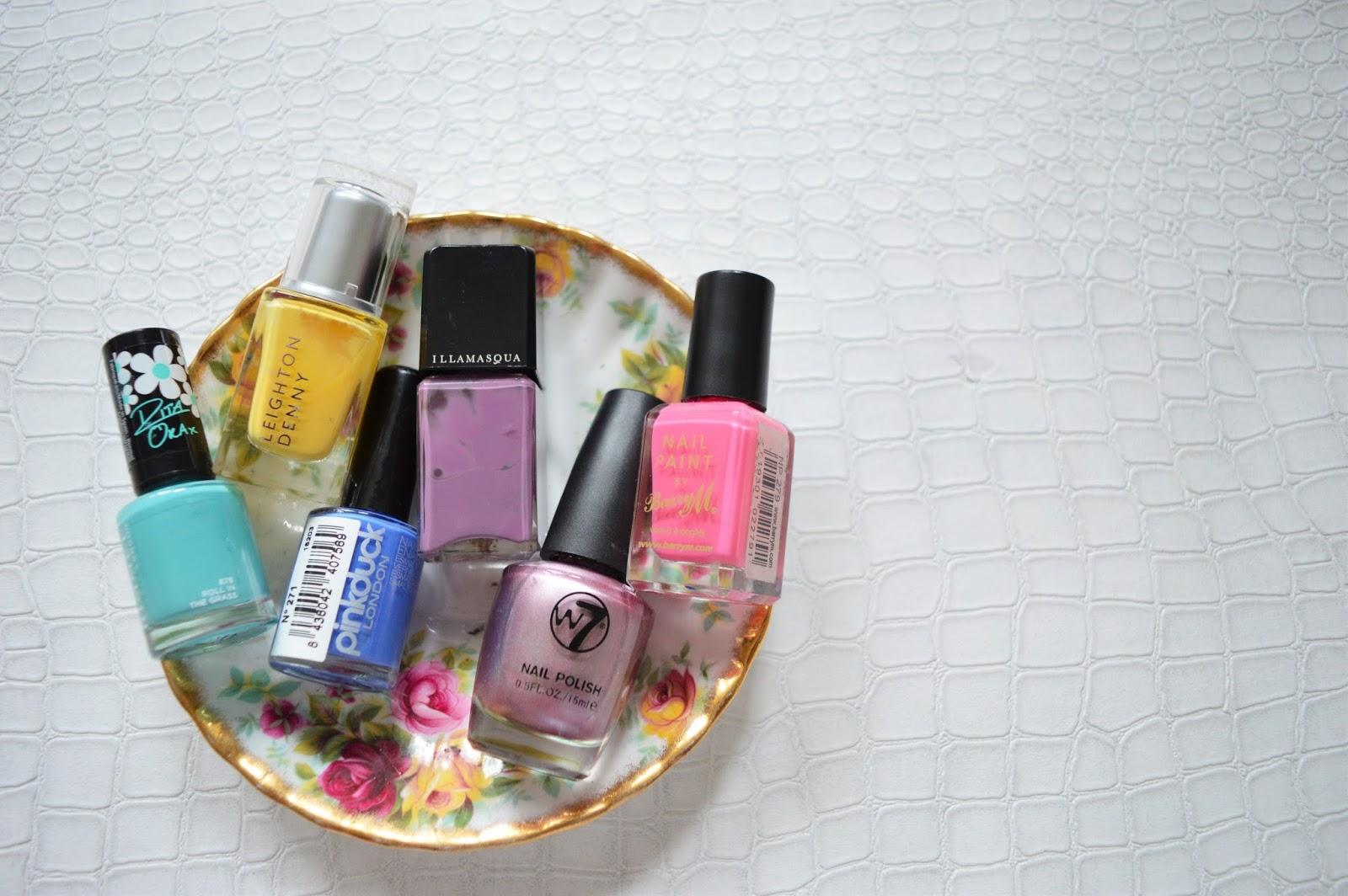 Beauty: Spring Nail Edit