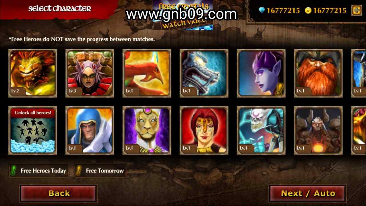 Legendary Heroes Moba Mod Apk V2 3 61 Gnb09