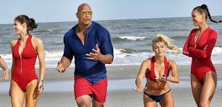 baywatch los vigilantes de la playa: nuevo trailer internacional