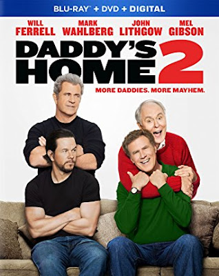 Daddy's Home 2 2017 Eng BRRip 480p 150mb ESub HEVC x265