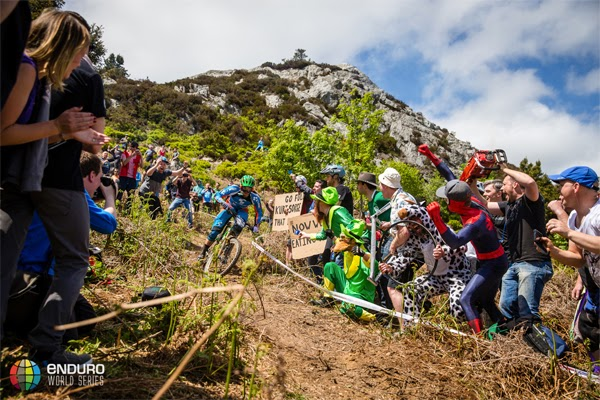2015 Enduro World Series: Emerald Enduro, Wicklow, Ireland - Highlights