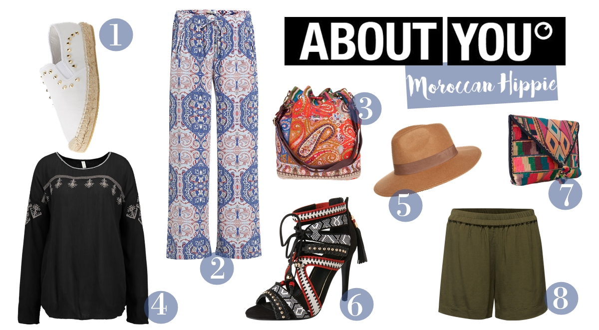 Morocca Hippie Boho Style Fashion Items Favorites