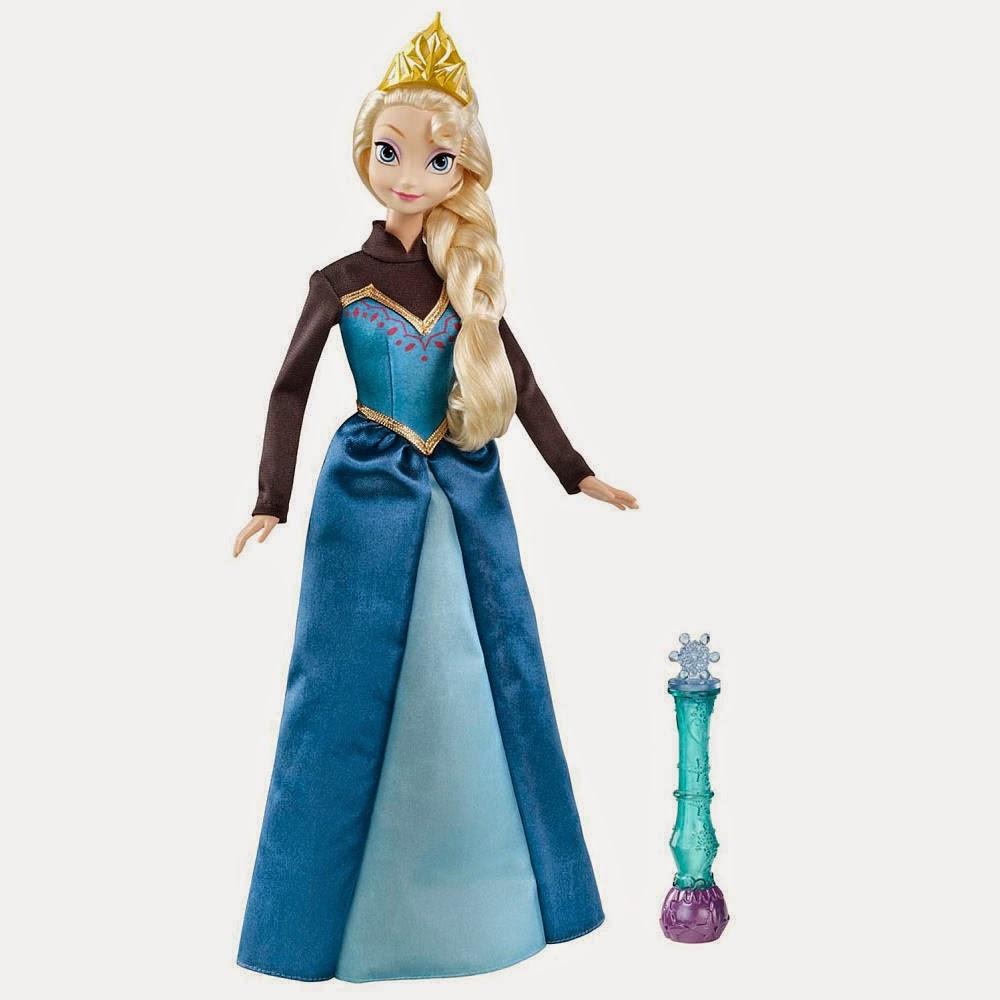 Gratis gambar boneka elsa frozen download untuk anak