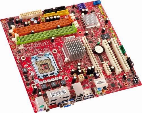 Msi ms-7267 ver 4. 2 945gcm5 v 2 lga775 motherboard with bp.