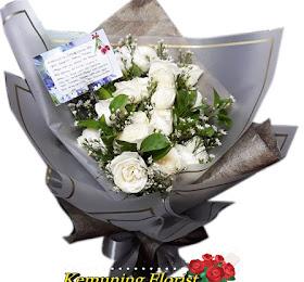 Handbouquet Bunga Segar Packing Premium <price>Rp.175.000 </price> <code>SKU-B11</code><br>Kemuning Florist Malang