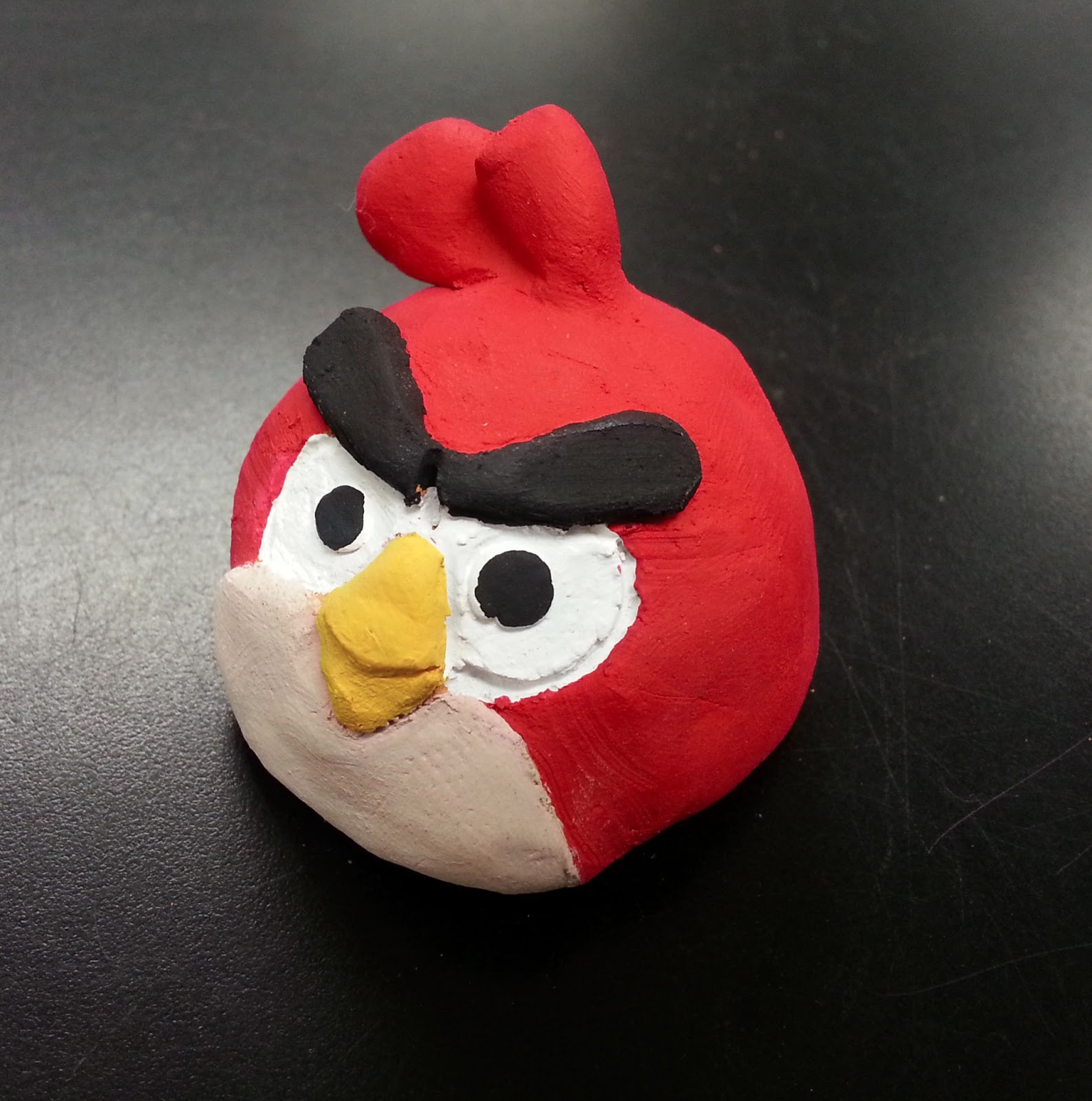 angry bird pinch pots 3rd art with mrs nguyen