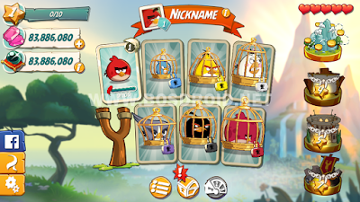 Angry Birds 2 Mod Apk Android