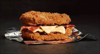 KFC Double Down Coming To The UK On October 9th
