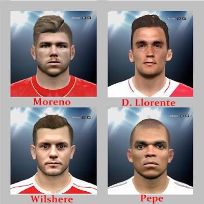 PES 2016 Faces V8