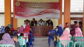 Mahasiswa KKN Unigoro di Desa Tegalkodo Gelar Seminar
