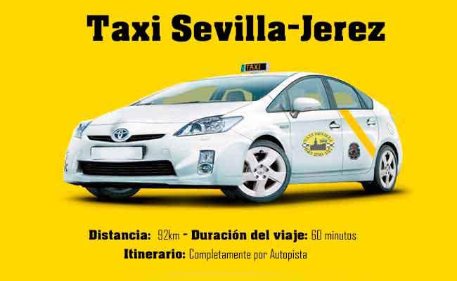 taxi Sevilla-Jerez