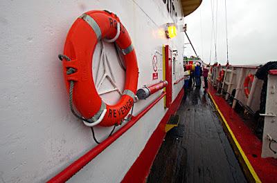Ross Revenge, Radio Caroline, boat trip