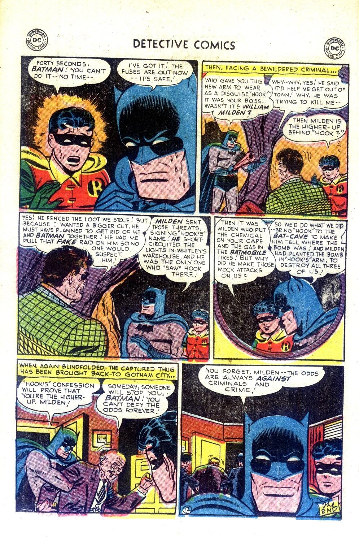 Read online Detective Comics (1937) comic -  Issue #188 - 14