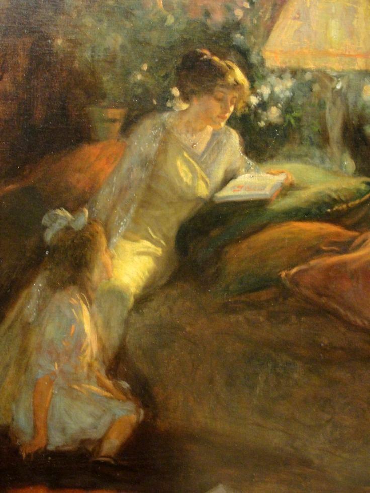 Reading and Art: John Newton Howitt