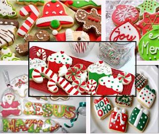 Resep Kue Kering Natal Sederhana