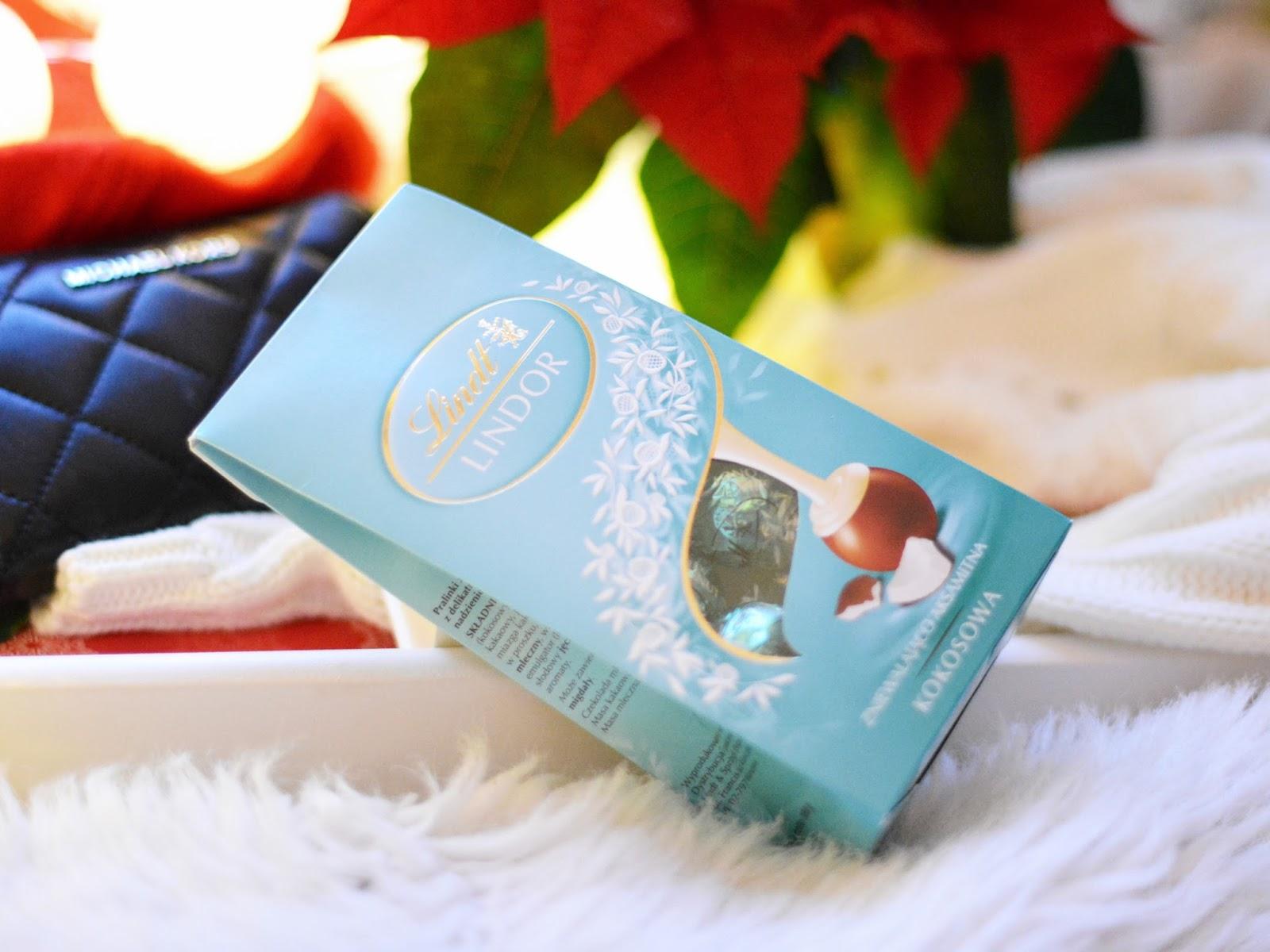 mleczne czekoladki