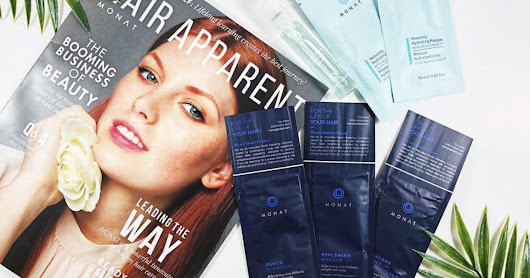 MONAT HAIR CARE REVIEW