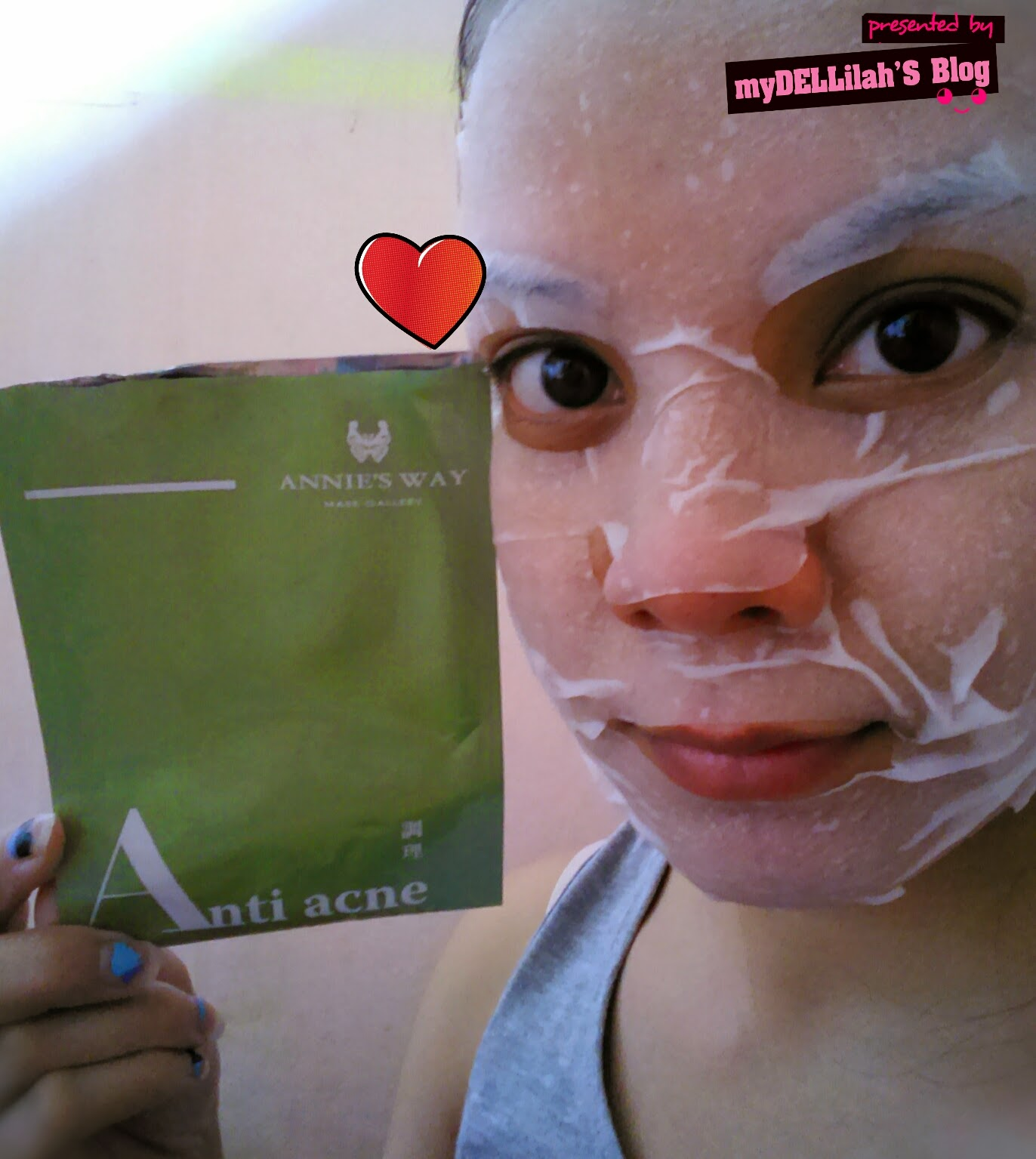 Anniesway Tea Tree Anti Acne Mask