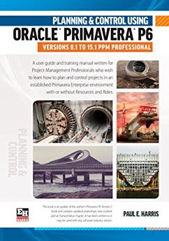 Download Free book for learning Oracle Primavera P6 PDF
