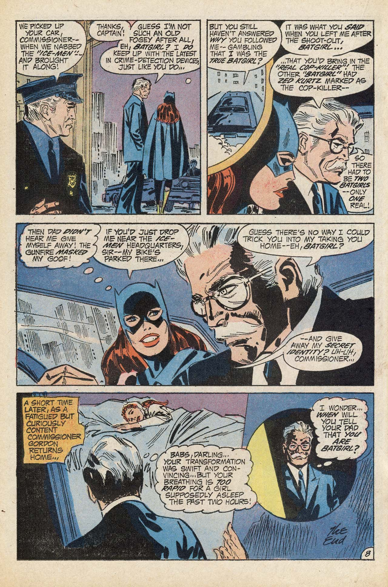 Detective Comics (1937) 417 Page 30