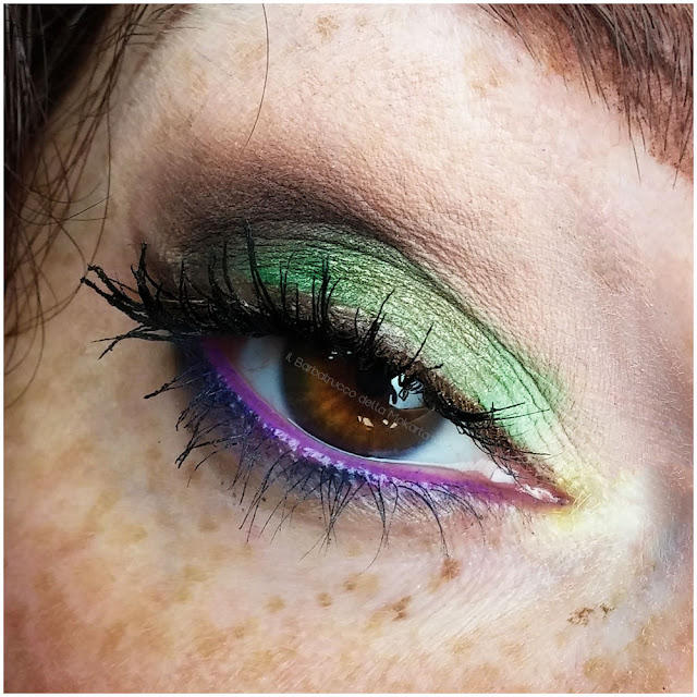 biopastello occhi MAKEUP JACARANDA PALM eyepencil psicotropical collection neve cosmetics