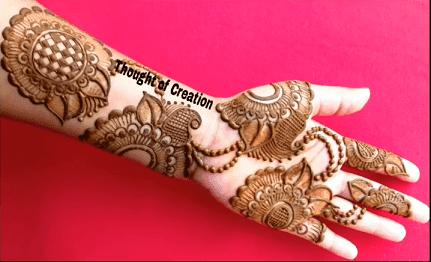 20 Mehndi Design Easy And Beautiful Beautiful Mehndi