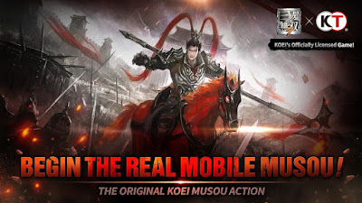 Dynasty Warriors: Unleashed Apk for Android Online