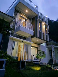 Villa M 28 Kolam Renang Di Kota Batu