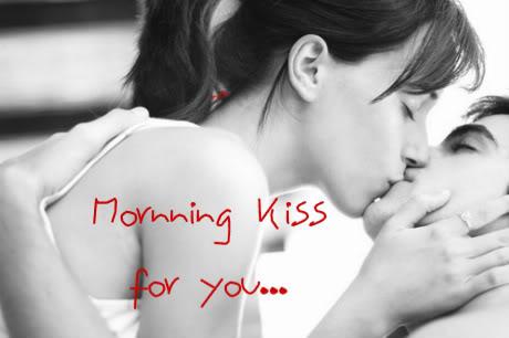 Kiss Day Good Morning Whatsapp Status DP