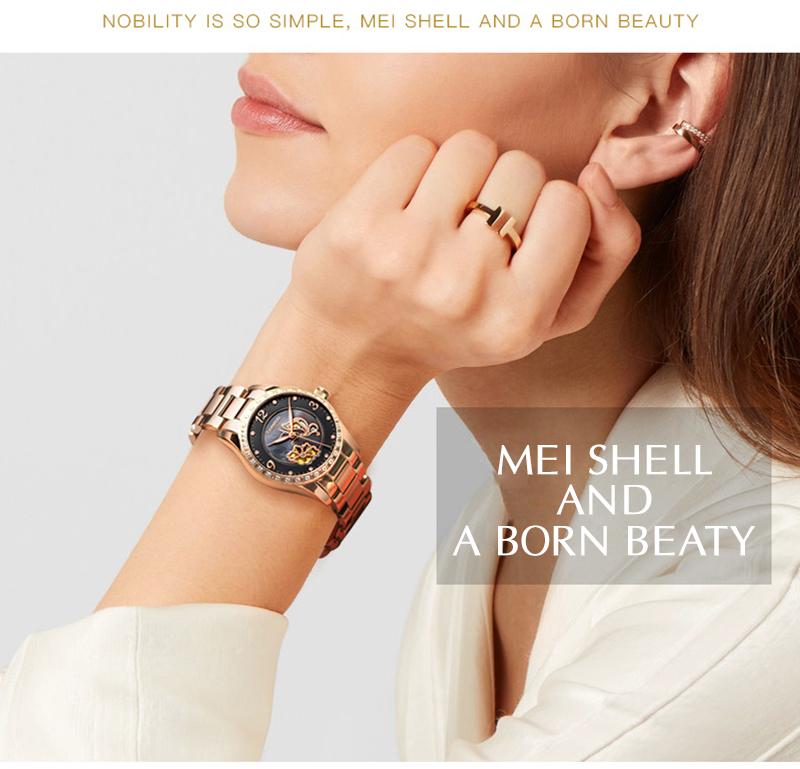 Kết quả hình ảnh cho đồng hồ tigold nữ