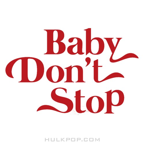 NCT U – Baby Don't Stop – Single