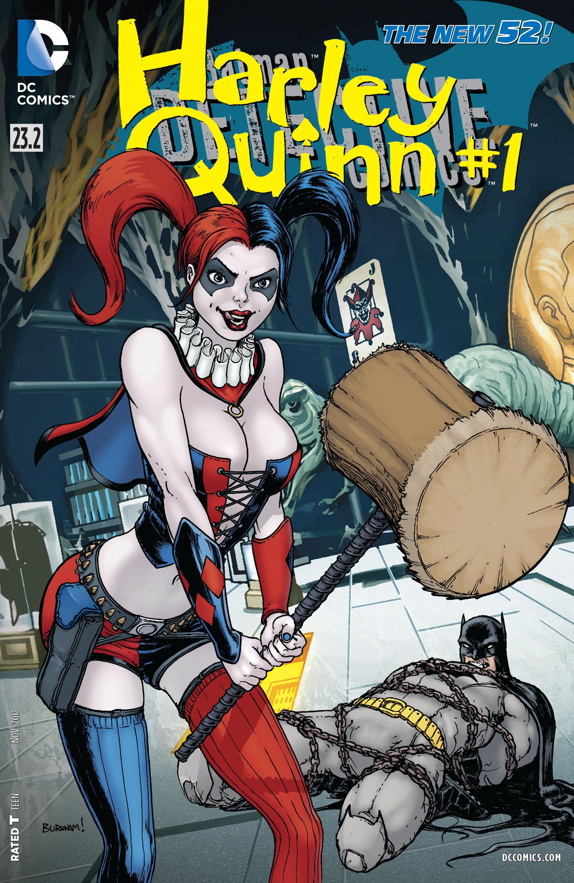 Detective Comics (2011) 23.2 Page 1