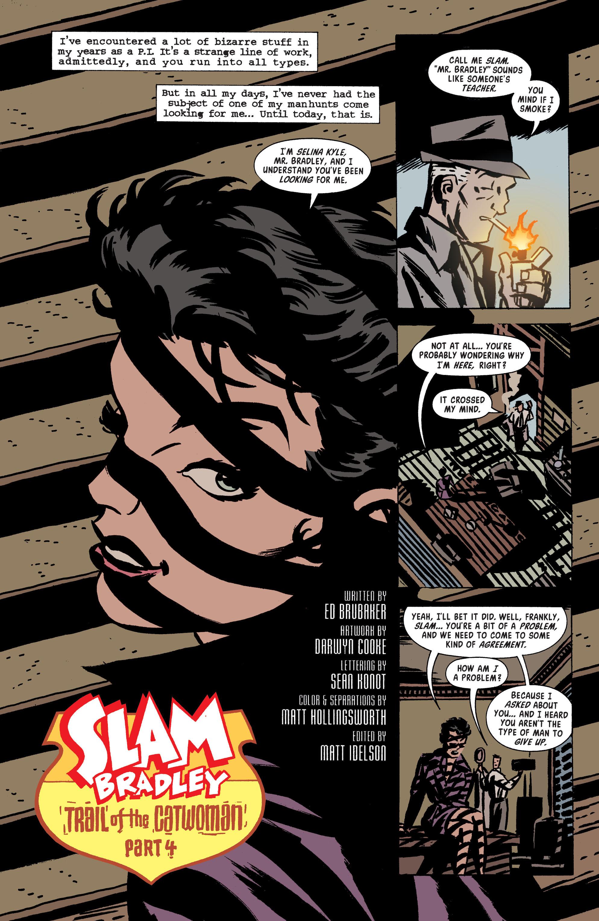 Detective Comics (1937) 762 Page 23