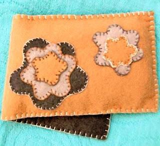 Cara Membuat Sarung Hp + Dompet Keren dari kain Flanel