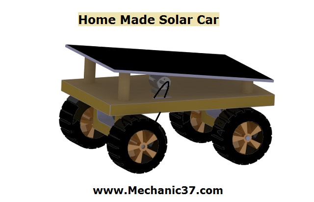 Solar Car एक ऐसी Car होती है जिसे हम सूर्य के प्रकाश से चला सकते है