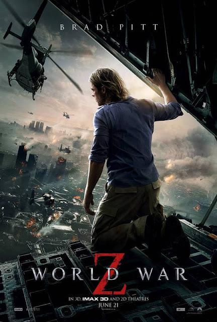 World War Z (2013) ταινιες online seires oipeirates greek subs