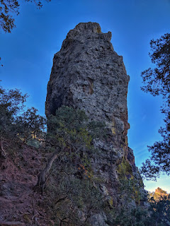 Pinnacle on the Pinnacle Trail