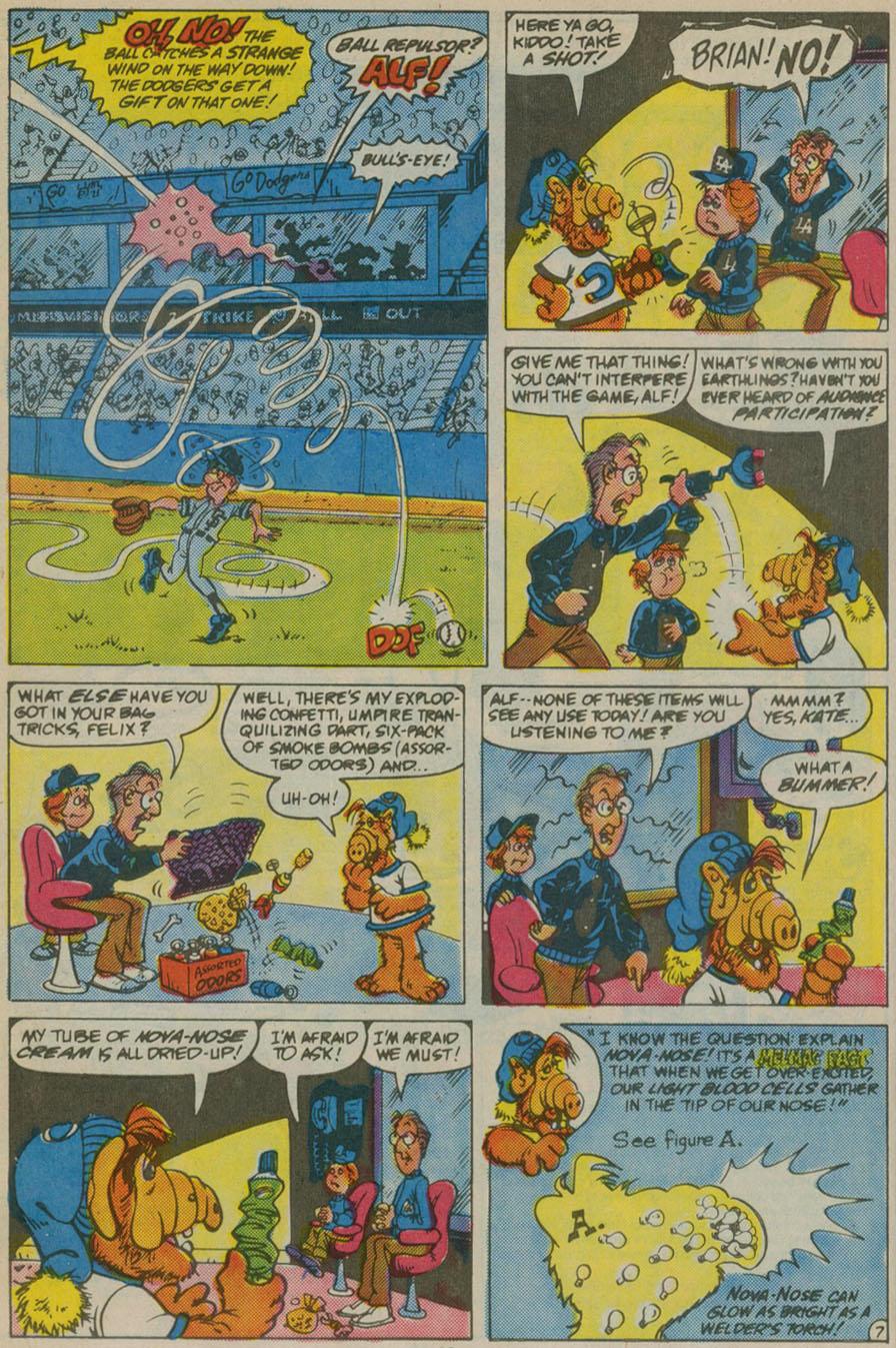 Read online ALF comic -  Issue # _Annual 1 - 32