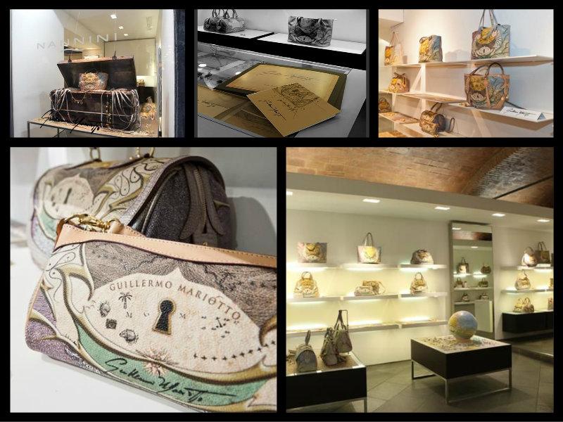 """6059f35045 """"Tresure Map"""" Nasce la prima collezione di borse e accessori firmata  Guillermo Mariotto Una sfera, perfetta forma geometrica."""