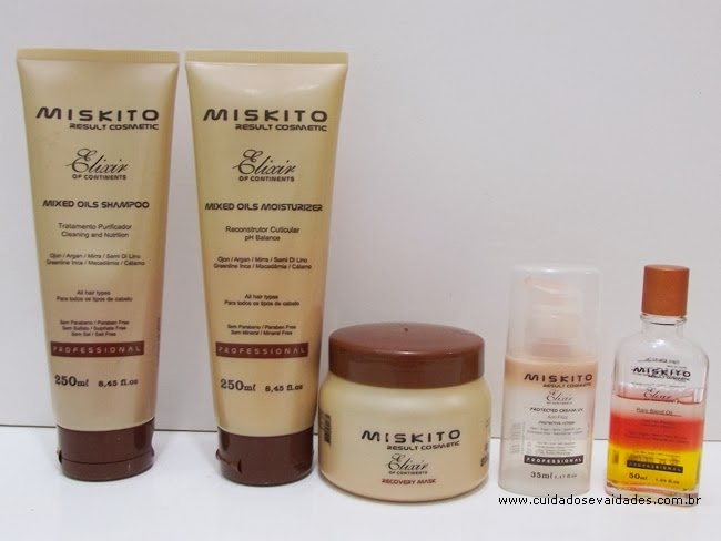 Miskito Result Cosmetic