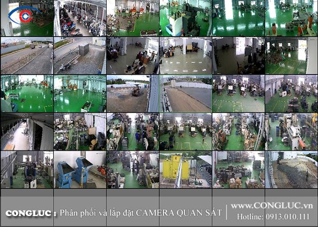 Lắp đặt camera chất lượng cao tại Hải Phòng