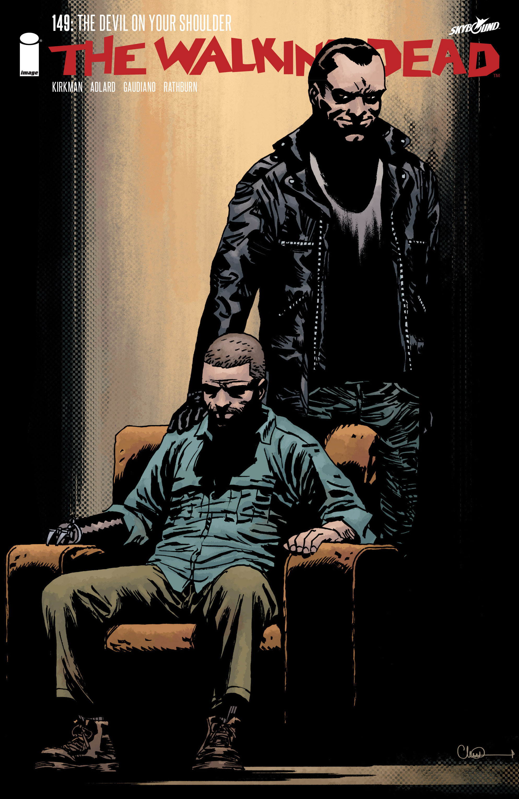The Walking Dead 149 Page 1