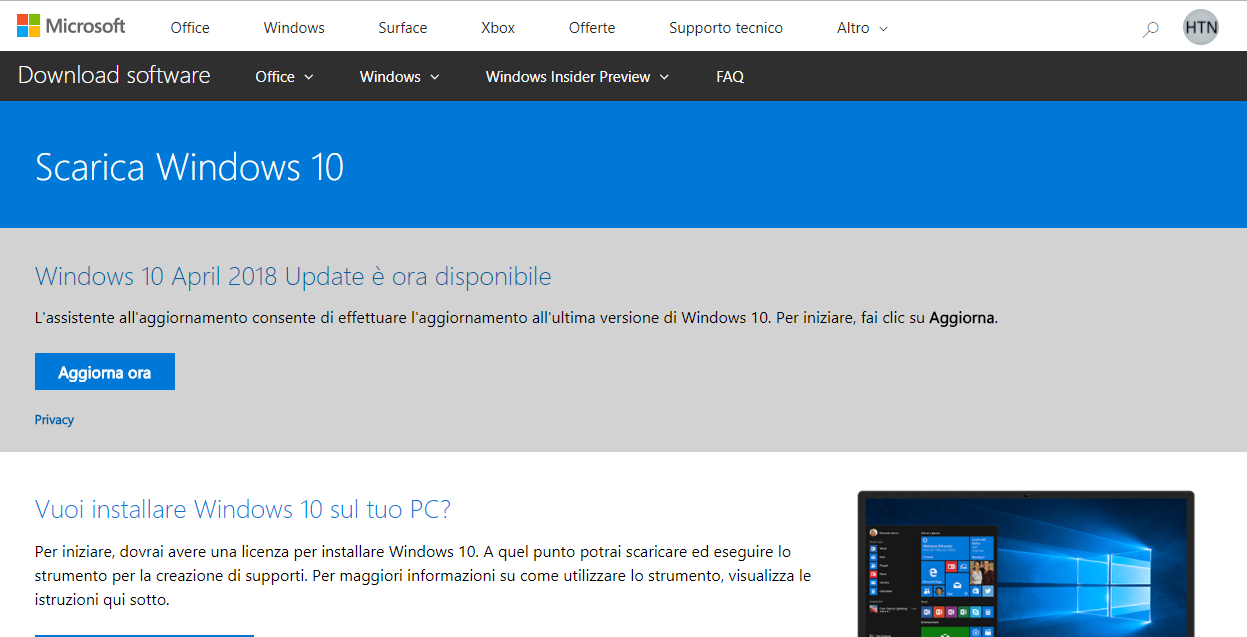 Windows-10-April-2018-Update-disponibile