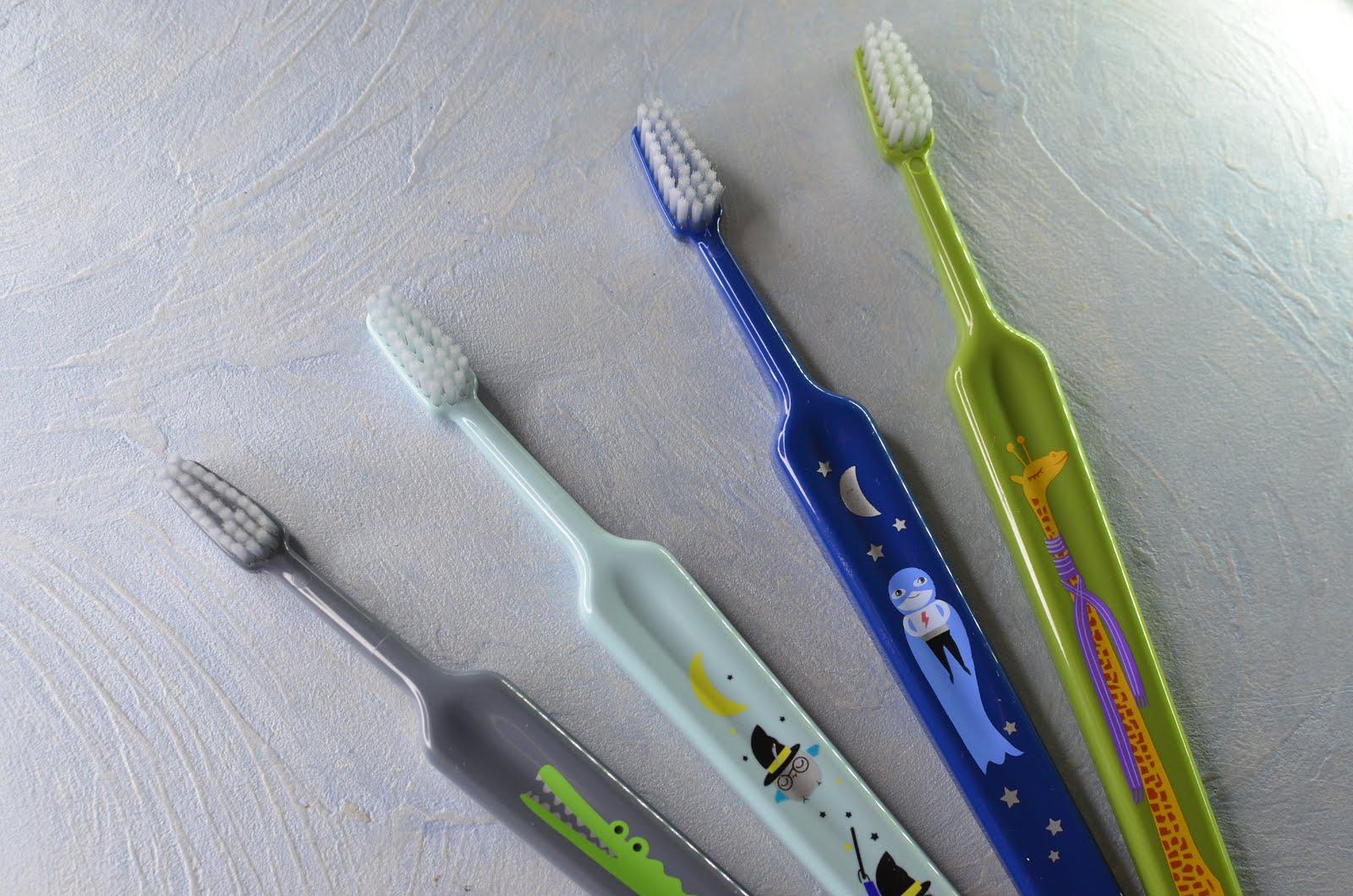 TePe Kids детские зубные щетки extra soft