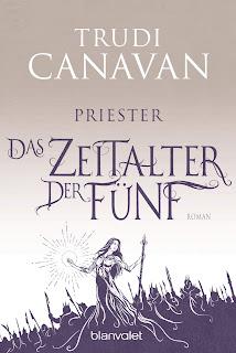 [Rezension] Das Zeitalter der Fünf 1: Priester – Trudi Canavan