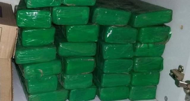 Acusados de tráfico de drogas são presos durante operação da PM